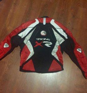 Мото куртка lxs