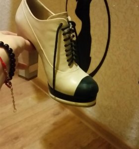 Обувь кожа
