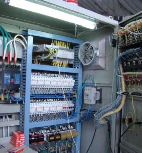 Инженерная электрика