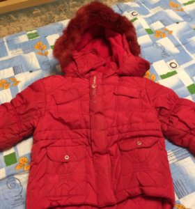 Зимний комбинезон и куртка ❄️