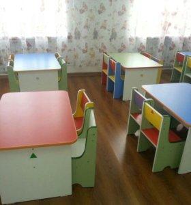 Мебели в садики и просто для детей