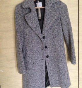 Пальто женское TATUUM 80% шерсть
