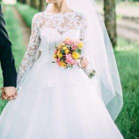 Свадебное платье Папилио Персефона