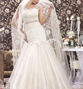 Продам свадебное платье р-р.,42-46