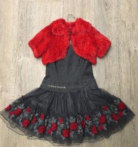 Итальянское платье от Alberta Ferretti