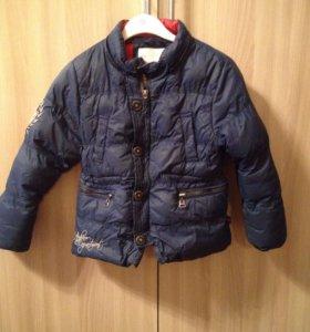 Куртка демисезонная детская