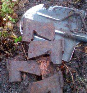 Старые финские топоры Billnas