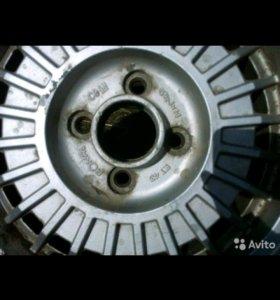 Зимние литые колеса
