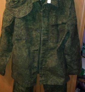 Армейский костюм  после военной кафедры