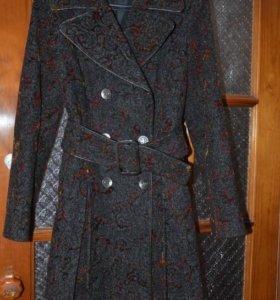 Пальто, 7-12лет