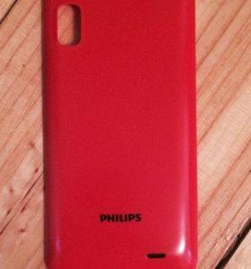 Задняя панель Philips w536