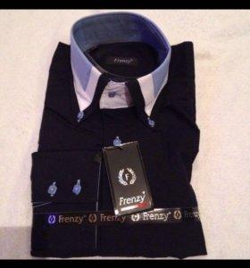 Рубашки из Германии +галстук ( в подарок)