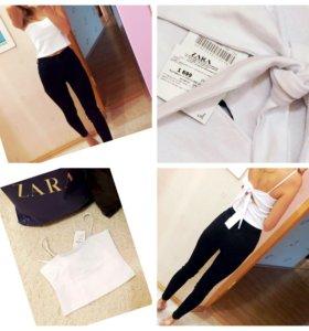 Топ Zara новый