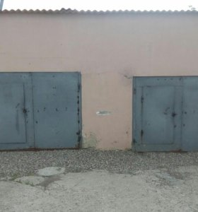 Сдам 2 гаража