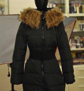 Зимнее пальто новое xs
