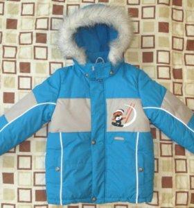 Куртка зимняя Lenne, р.110+