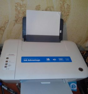 Принтер и сканер.