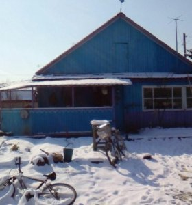 Дом в п Шкотово