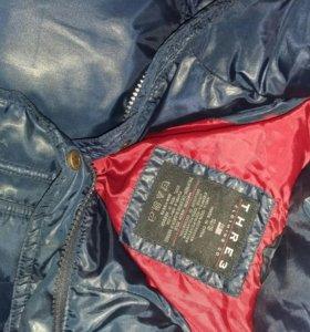 Куртка новая Зима до -27