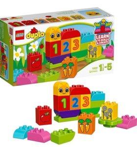Новый Lego Duplo 10831