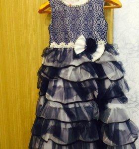 Платье пышное на праздники