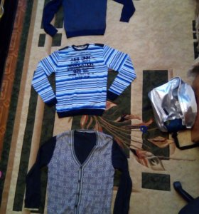 Футболки и свитера