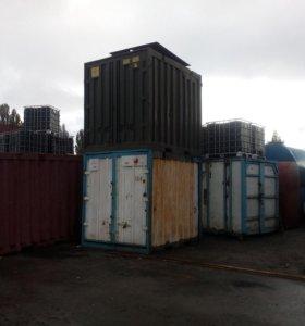 Будка Строительная контейнер 5 тонн