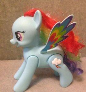 """Угрушка """"My little pony"""" Ranbow Dash (Радуга -_-)"""