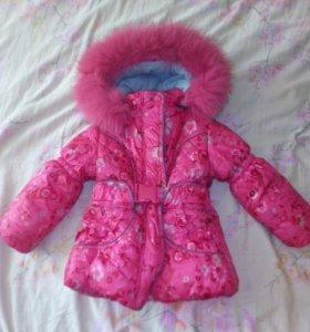 Детская куртка(зима)