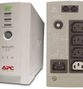 Описание ИБП APC Back-Up CS 500VA [BK500-RS]