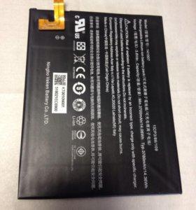 Аккумулятор на планшет Acer iconia Talk A1-724