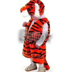 прокат карнавальный костюм Тигренок