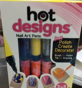 Лак для дизайна ногтей