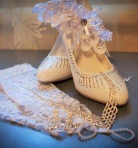 СвадебныеТуфли Stella