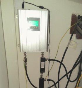 Усиление сигнала сотовой связи, gsm 3g 4g lte