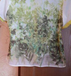 Блузка шифон