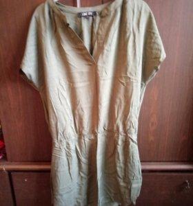 Платье - туника новая