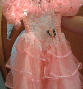 Платье от1-2 лет
