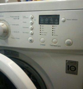 LG direct drive стиральная машинка