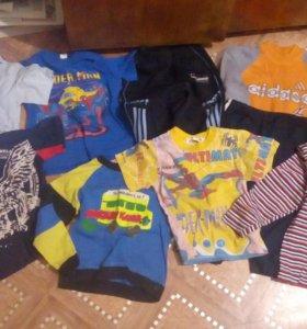 Одежда на мальчика за все
