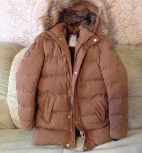 Куртка зимняя новая!!