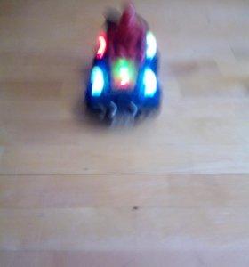 Машина человека паука