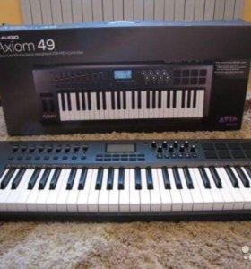 Миди клавиатура крутейшая