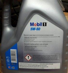 Масло моторное Mobil 1