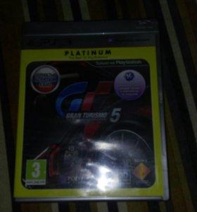 Gran Turismo 5 ps 3
