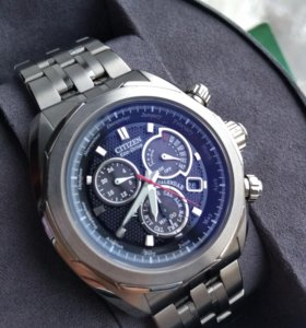 Мужские часы Citizen Signature (eco drive, titaniu