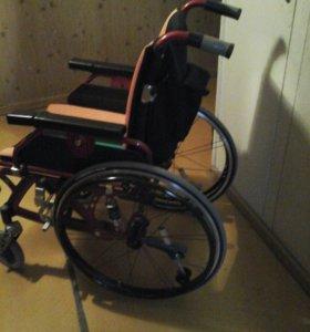 коляска     для инвалидов   прогулочная