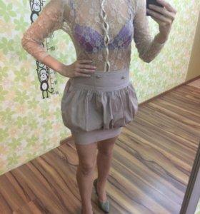 Юбка+блузка