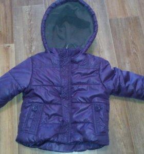 Куртка детская новая
