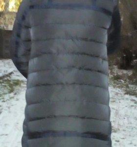 Пуховик 48 размера